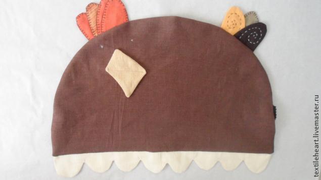 МК Стильная курочка для кухни, фото № 24