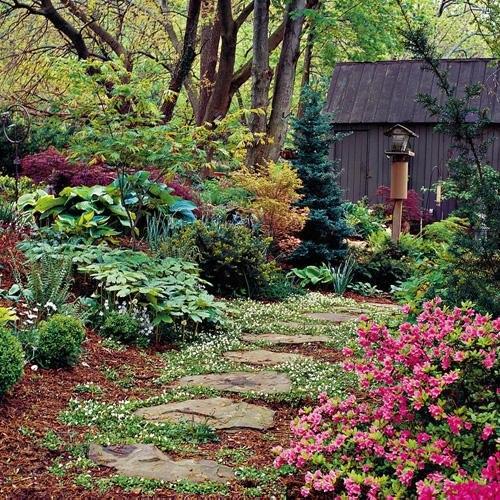 9 Cottage Style Garden Ideas: Идеи для озеленения загородного дома