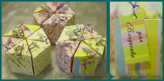 Оригинальные упаковки для конфет своими руками