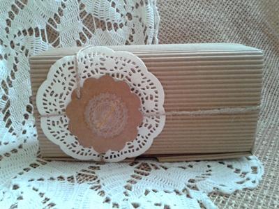 Подарочная упаковка в ЭКО стиле, фото № 7