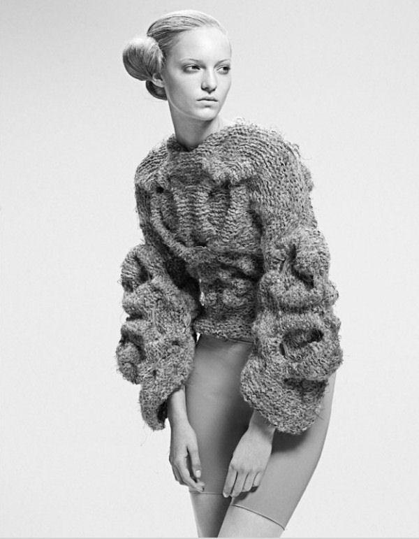 Картинки с модели вязание