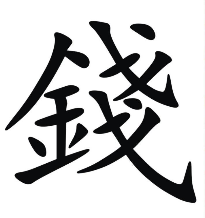 Благоприятные иероглифы. Фен шуй дома, квартиры. Привлечение денег., фото № 1