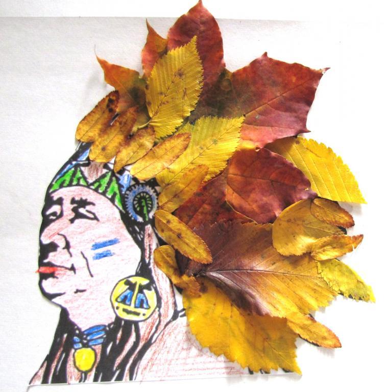Поделки на тему осень своими руками из природных материалов