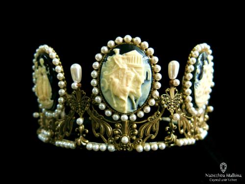 диадема, корона невесте