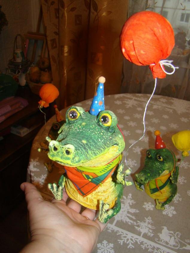 Зелёный крокопоратив, фото № 7