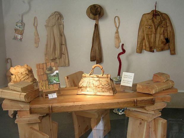 Красивые деревянные поделки