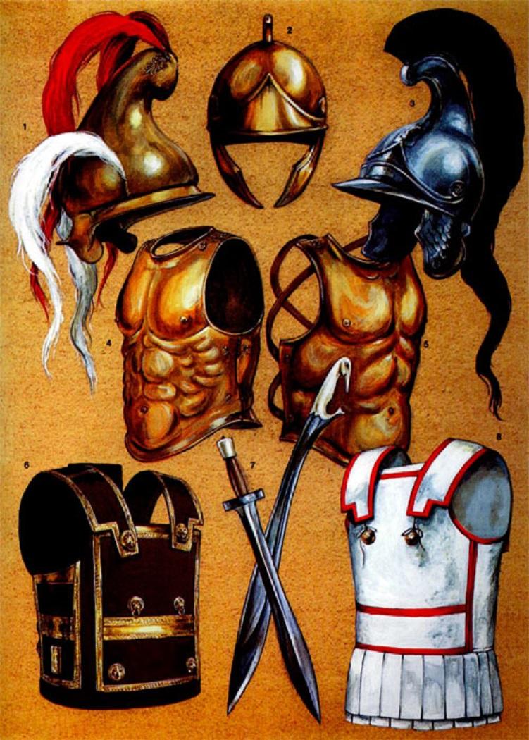 картинки доспехи воинов александра македонского знает кто
