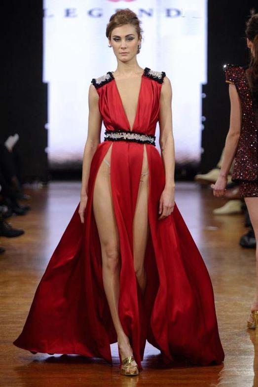 Legends by Bilal Barrage Haute Couture весна-лето 2014, фото № 16