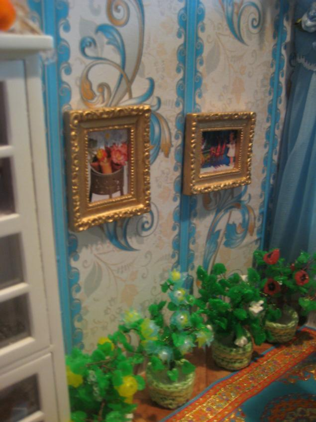 Цветы в Шторки своими руками на кухню