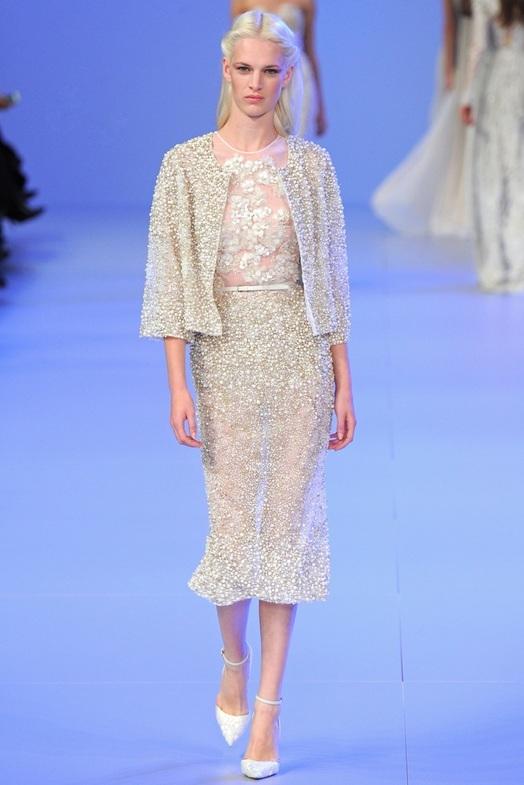 Elie Saab Haute Couture Весна-Лето 2014, фото № 10