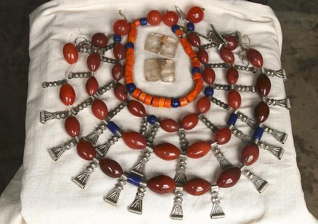 Этнические украшения народа Нага, фото № 22