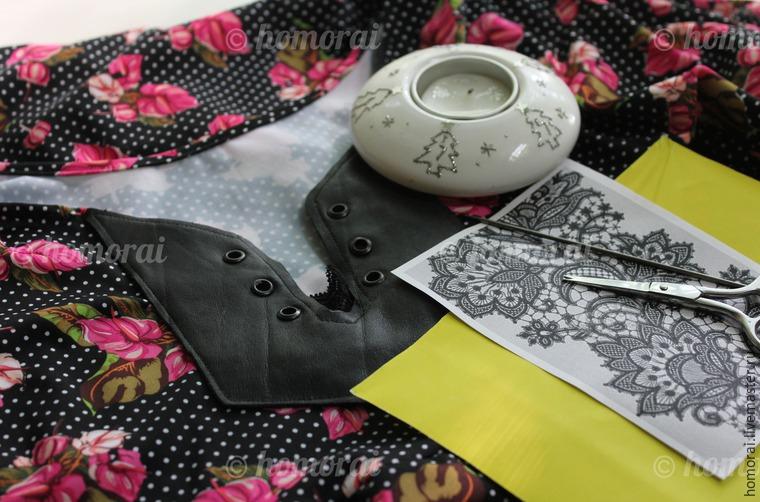 декор одежды, рукоделие