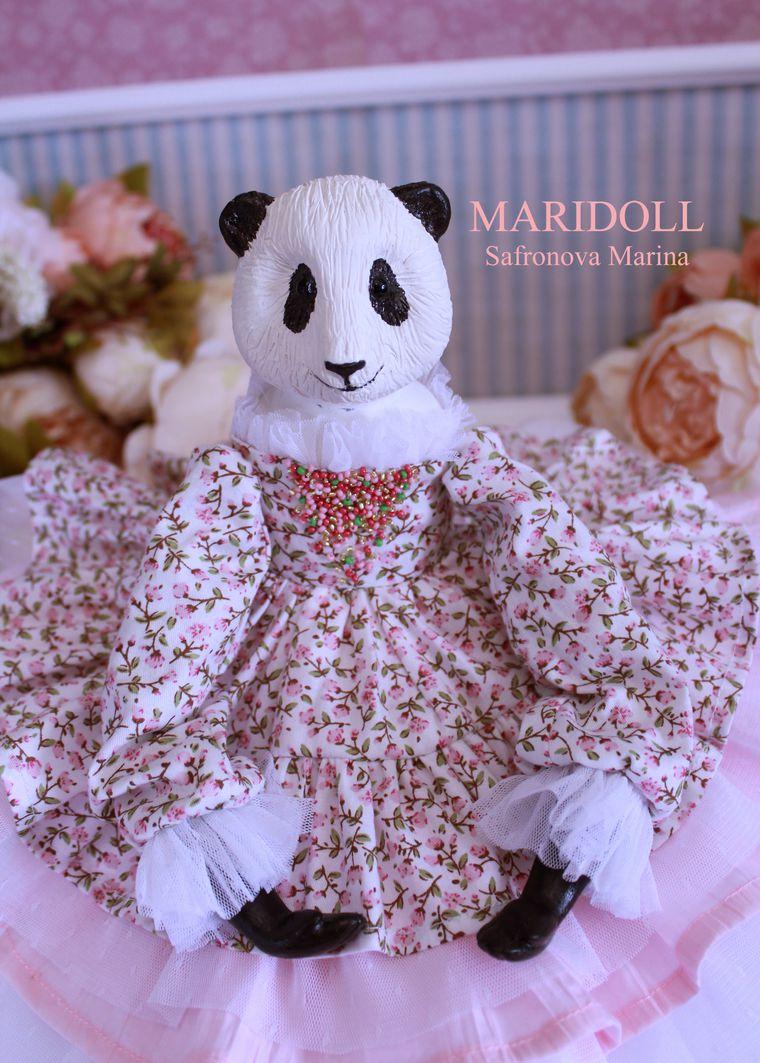 купить панду, купить куклу