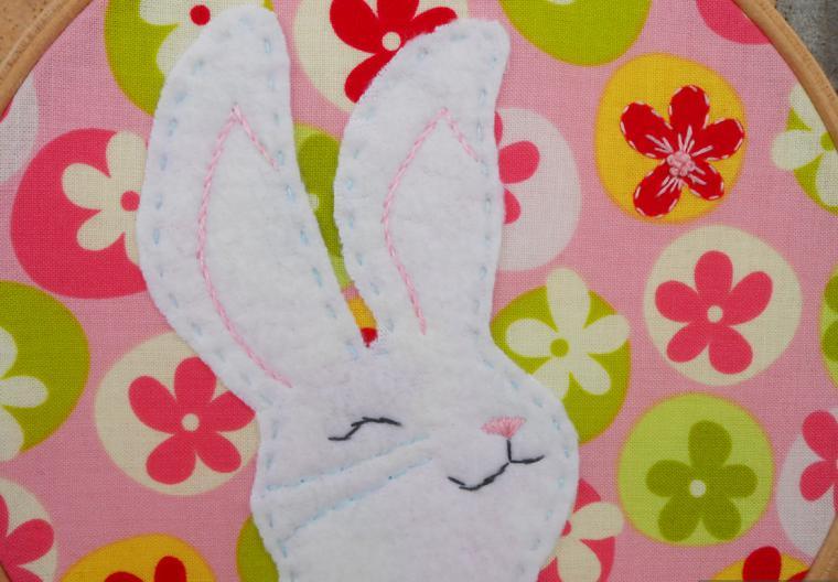 кролик, зайчонок, пасхальный кролик