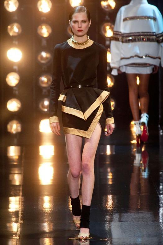 Alexandre Vauthier Haute Couture весна-лето 2014, фото № 6