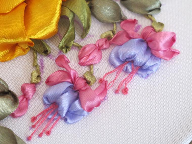 Мастер класс по вышивке лентами светланы герасимовой