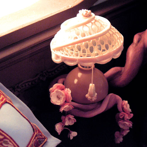 Невероятные кукольные домики и интерьеры Hila Rosenberg. Часть 2, фото № 30