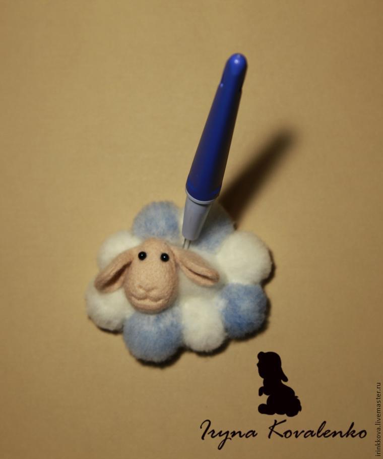 Мастер класс овечки из монтажной пены - Gomdm.com