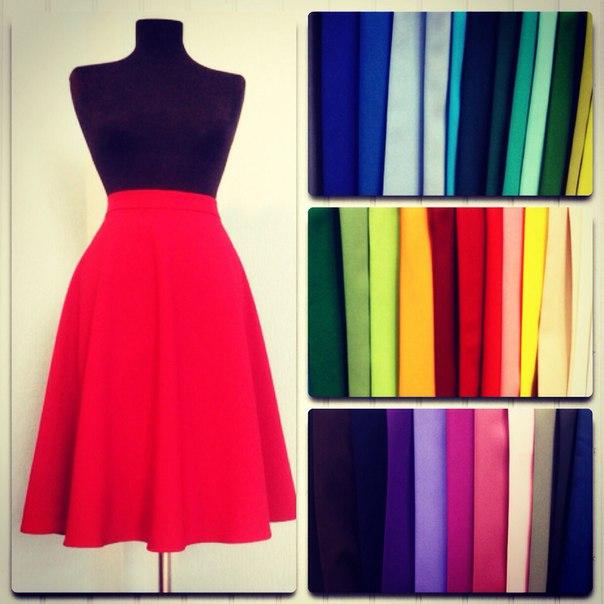 Курсы шитье юбки