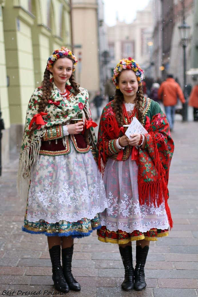 Best Dressed Poland: Three Kings Day Celebration In Cracow