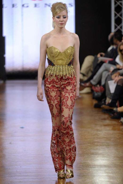 Legends by Bilal Barrage Haute Couture весна-лето 2014, фото № 24