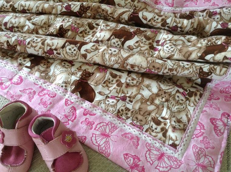 Шьем двустороннее байковое одеялко за 20 минут, фото № 46