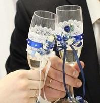 зимняя сказка, шампанское