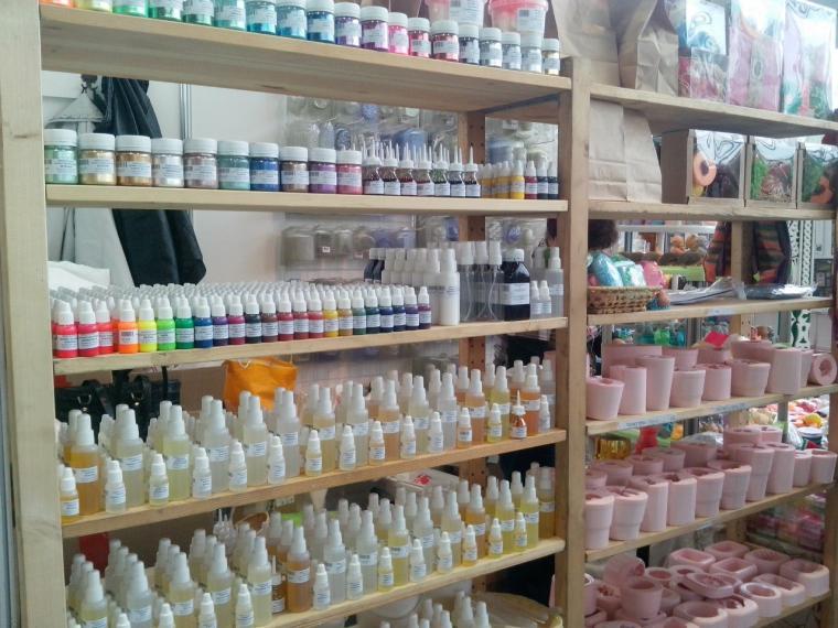мир мыла, выставка-продажа, формула рукоделия