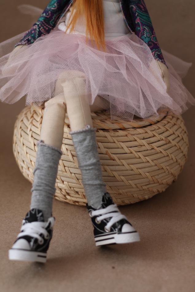 тильда, кукла тильда, кукла в кедах