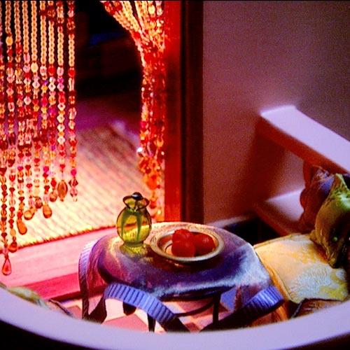 Невероятные кукольные домики и интерьеры Hila Rosenberg. Часть 2, фото № 23