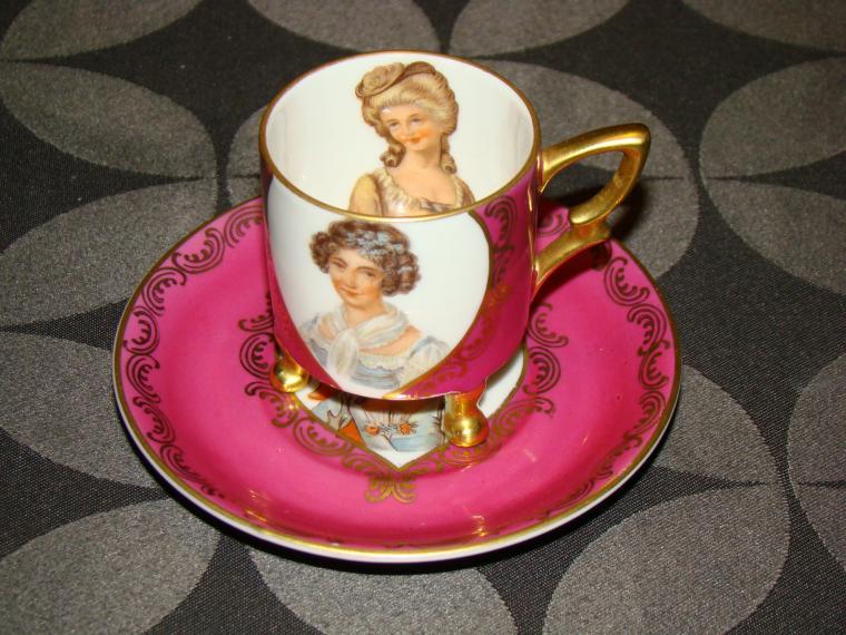 фарфор, кофейная чашка, скандинавия, винтаж