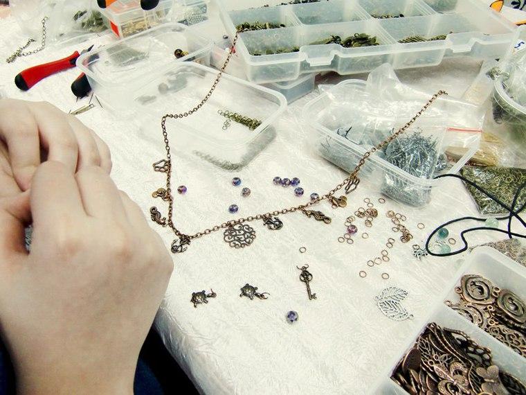 украшения своими руками, натуральные камни, бижутерия своими руками
