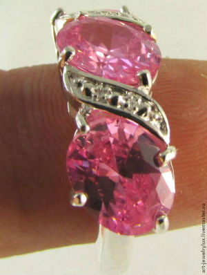 аукцион, кольцо с камнем
