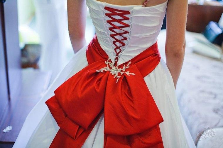 Бант сшить для платья