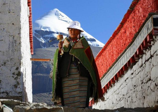 тибетская одежда