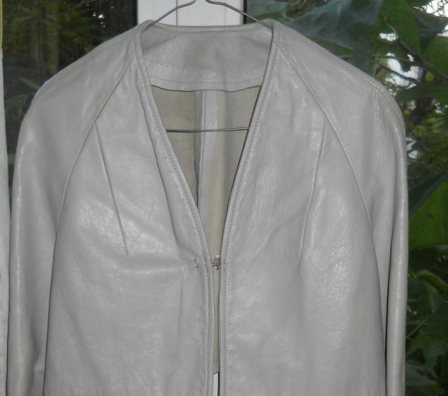 переделка куртки