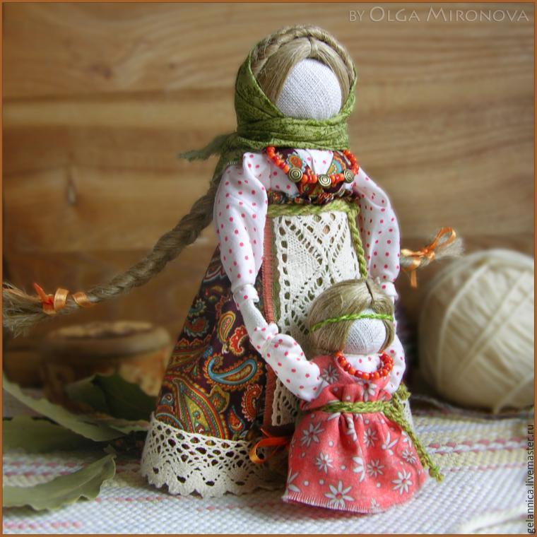 Народная кукла Ведучка - Тридевятое Царство