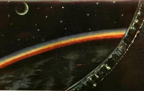 космическая живопись