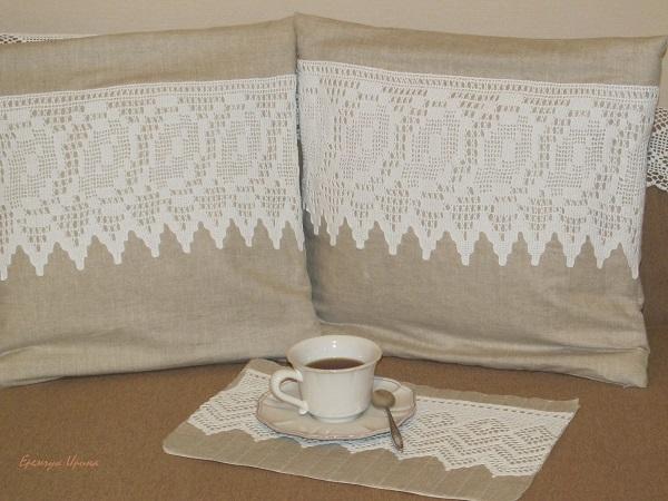 текстиль для дома, блошиный рынок