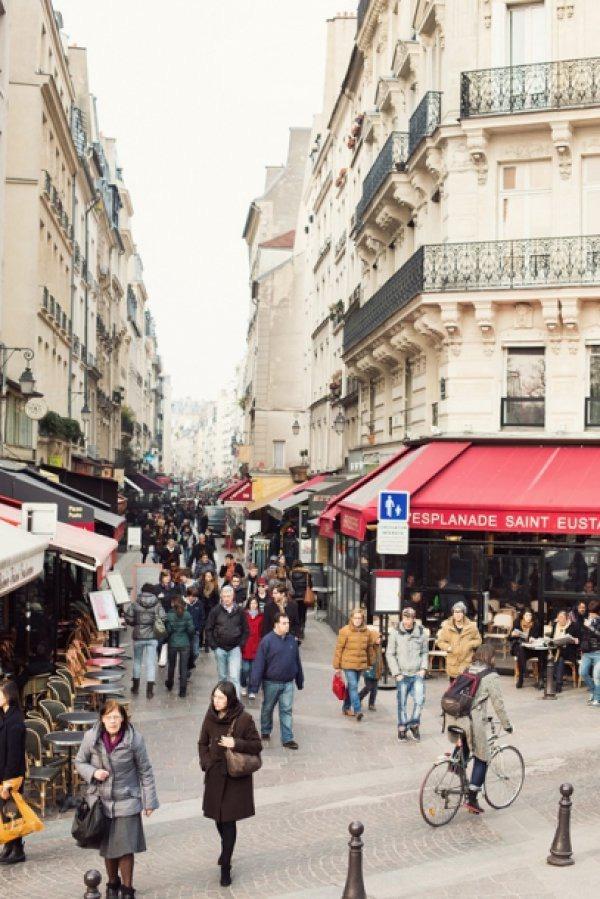 Весенний Париж, дыхание теплого ветра, фото № 26