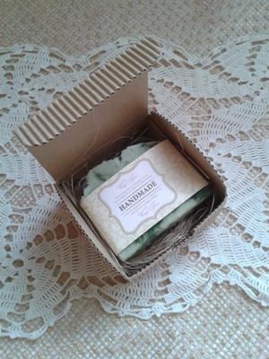 Подарочная упаковка в ЭКО стиле, фото № 2