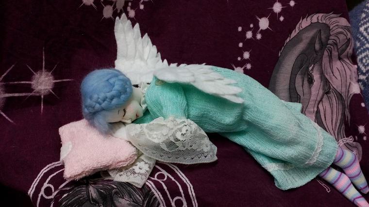 считая кукла хранители снов можно самому, всё