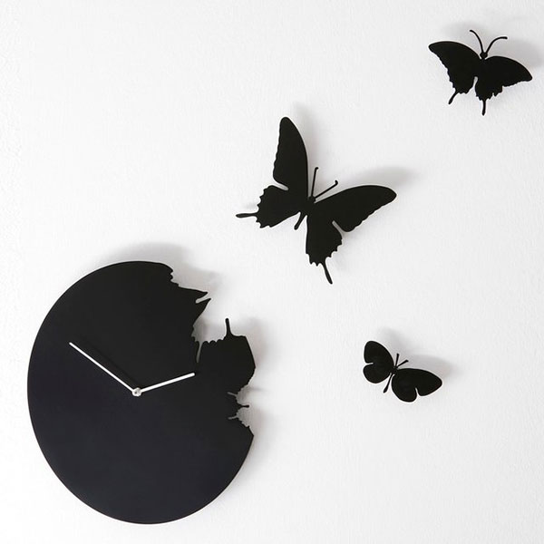 Бабочки как элемент дизайна интерьера, фото № 37