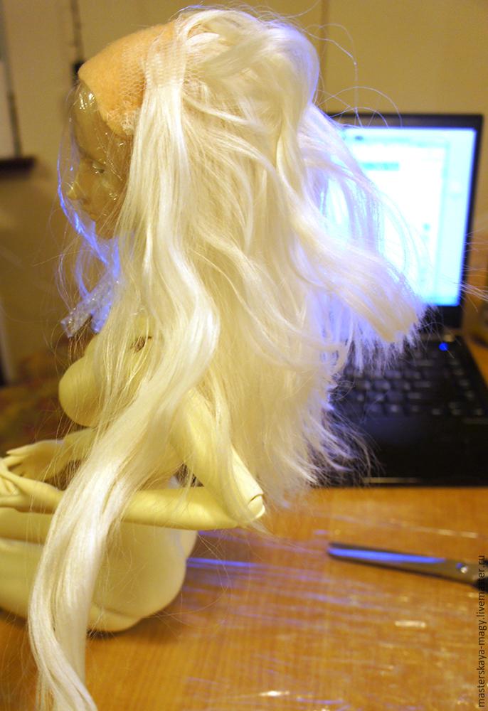 данный как сделать парик кукле поэтапно фото про роаккутан-вроде