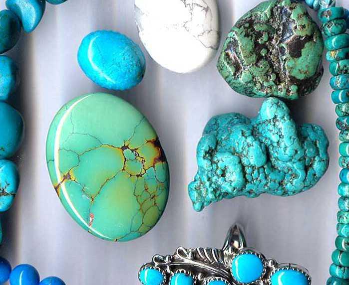 искусственная бирюза, подделка камней, информация