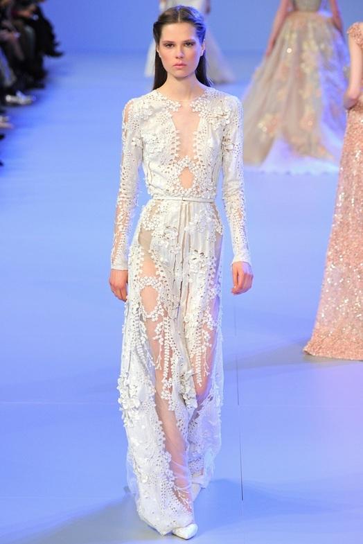 Elie Saab Haute Couture Весна-Лето 2014, фото № 8