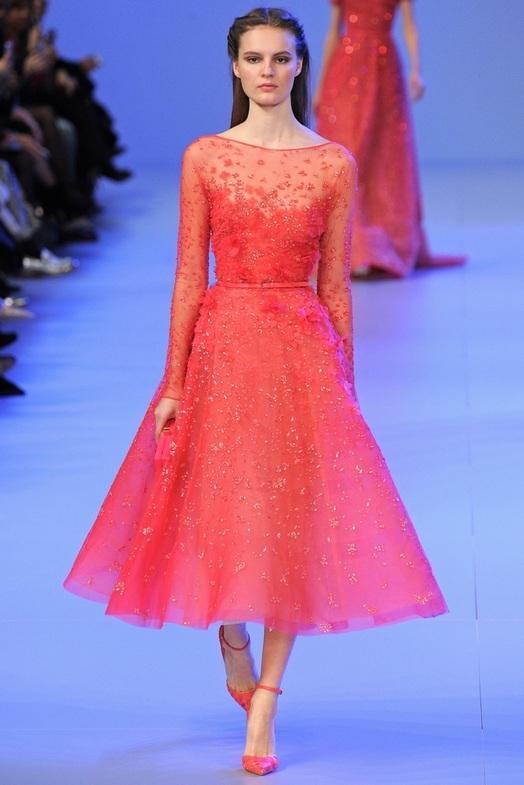 Elie Saab Haute Couture Весна-Лето 2014, фото № 16