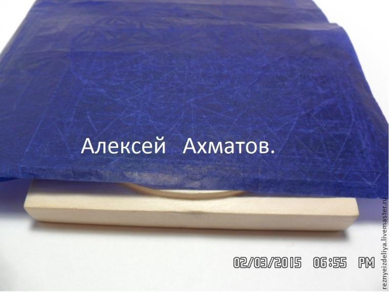 штампы, заготовки для росписи, декор упаковки