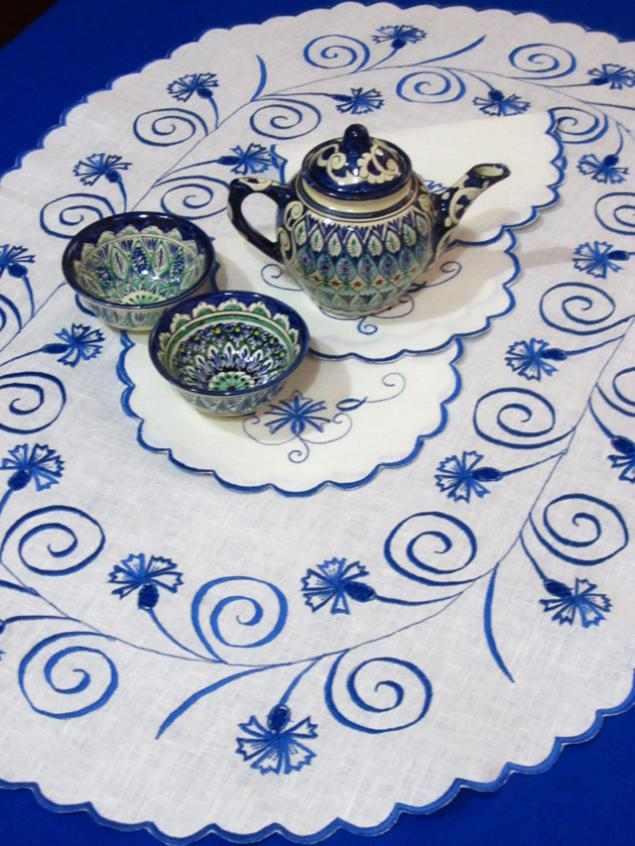 лен, салфетка из льна, текстиль для дома, русский сувенир