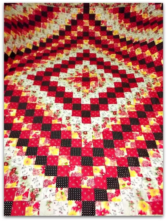 лоскутное одеяло, лоскутное шитье